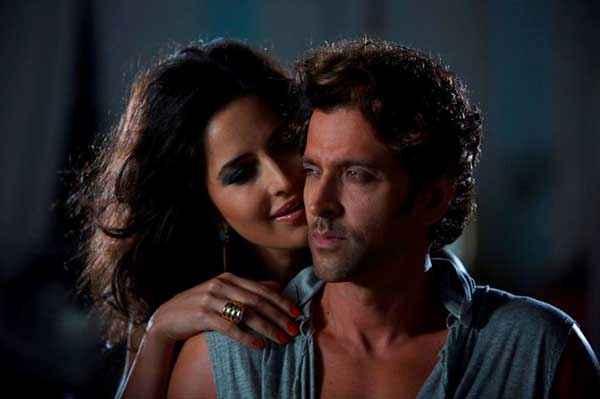 Bang Bang Katrina Kaif Flirt Hrithik Roshan Stills