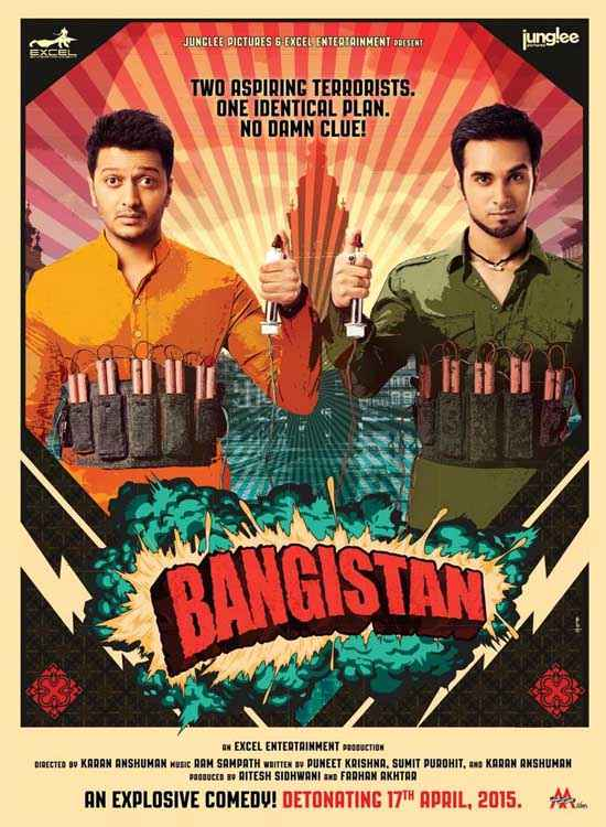 Bangistaan Poster