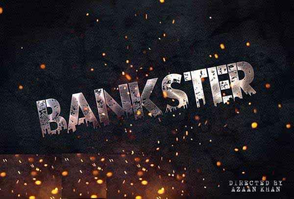 Bankster  Poster