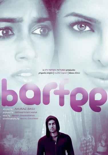 Barfee  Poster