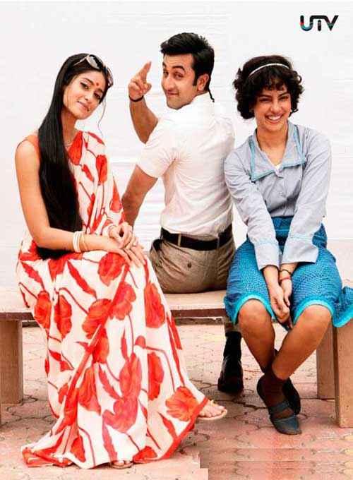 Barfee Ileana D Cruz Ranbir Kapoor Priyanka Chopra Stills