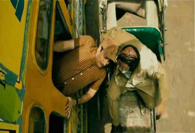 Barfi! Ranbir Acting Stills