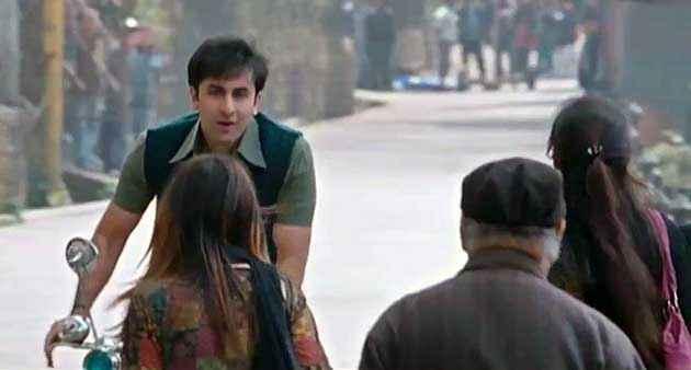 Barfee Ranbir Kapoor Acting Stills