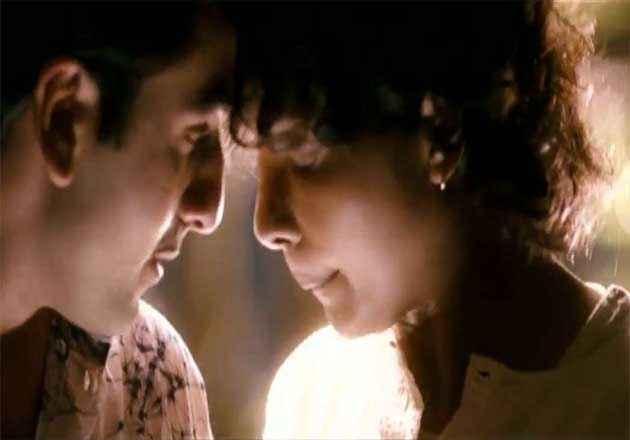 Barfee Ranbir Kapoor And Priyanka Chopra Stills