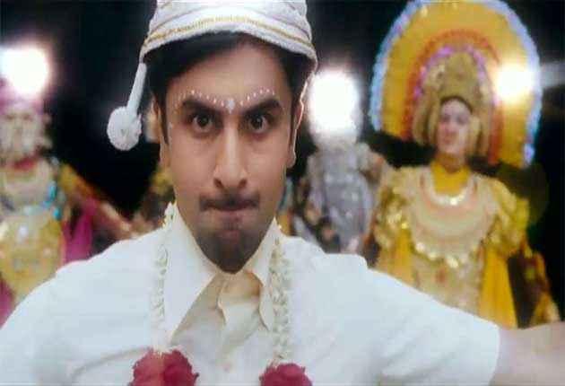 Barfee Ranbir Kapoor Scene Stills