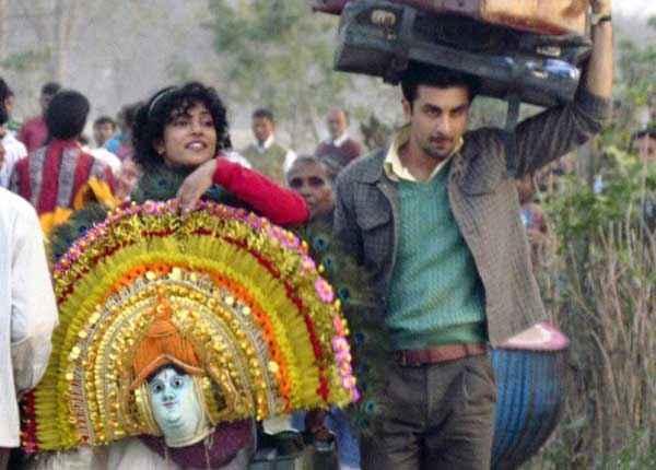 Barfee Ranbir Priyanka Stills