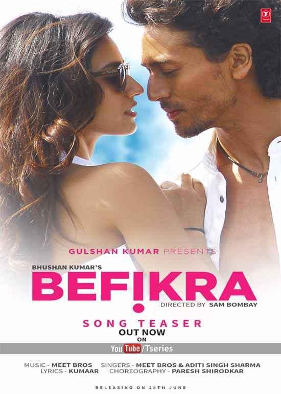 Befikra Image Poster