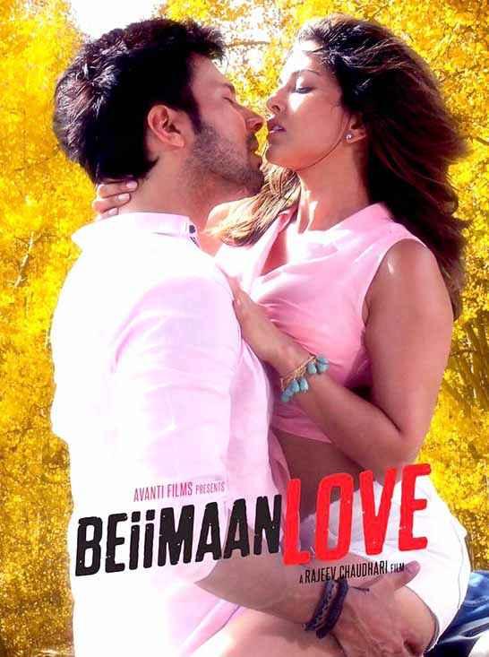 Beiimaan Love Rajneesh Duggal Rina Charaniya Hot Poster