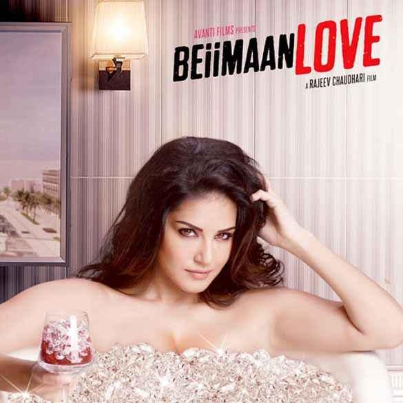 Beiimaan Love Sunny Leone Poster