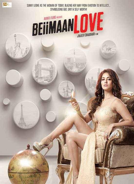 Beiimaan Love Poster