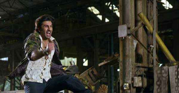 Besharam Ranbir Kapoor Action Scene Stills