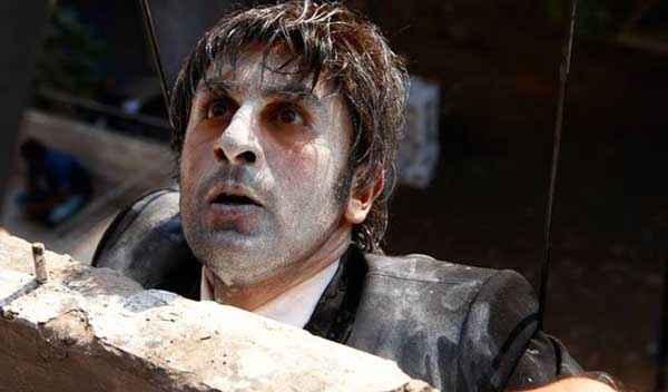 Besharam Ranbir Kapoor Comedy Scene Stills