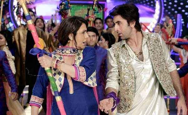 Besharam Ranbir Kapoor Neetu Singh Dance Stills