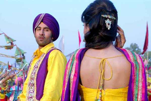 Besharam Ranbir Kapoor Pallavi Sharda Dance Stills