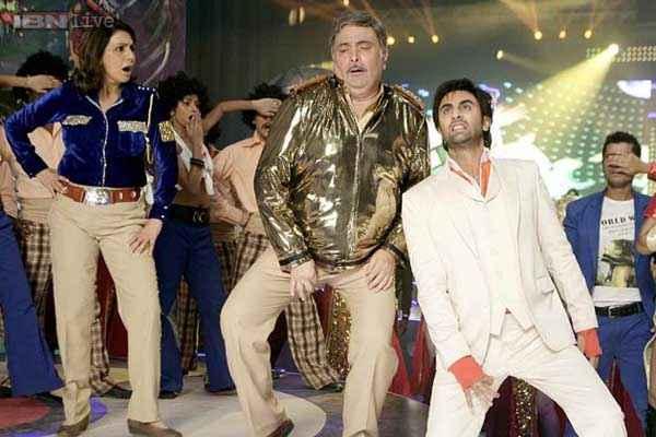 Besharam Ranbir Kapoor Rishi Kapoor Neetu Singh Dance Stills