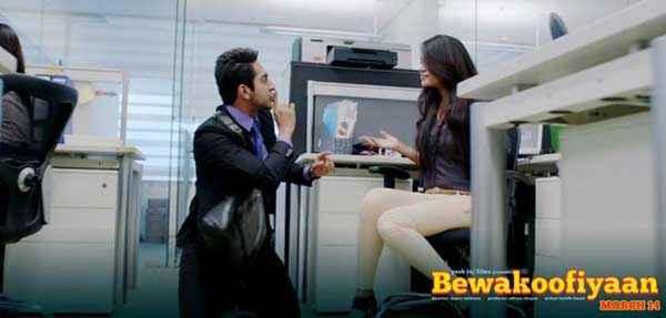 Bewakoofiyaan Ayushmann Khurrana Comedy Stills