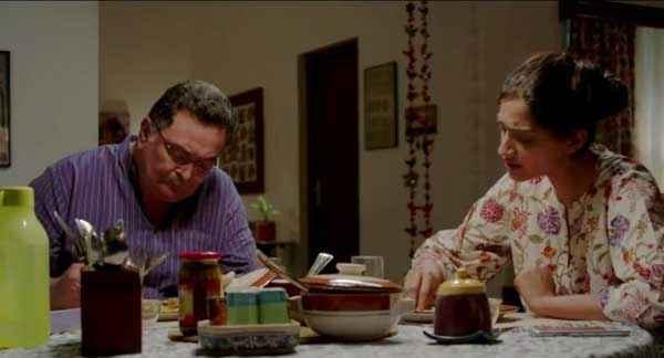 Bewakoofiyaan Rishi Kapoor Sonam Kapoor Stills