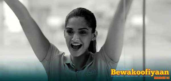 Bewakoofiyaan Sonam Kapoor Smiling Stills