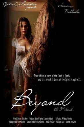 Beyond - The Third Kind Nathasha Hot Boobs Poster