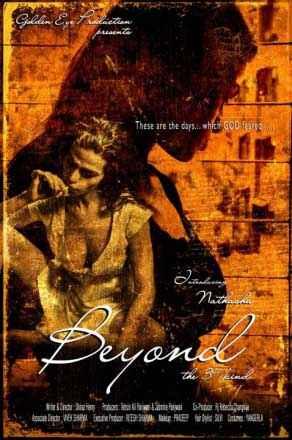 Beyond - The Third Kind Nathasha Smoking Poster