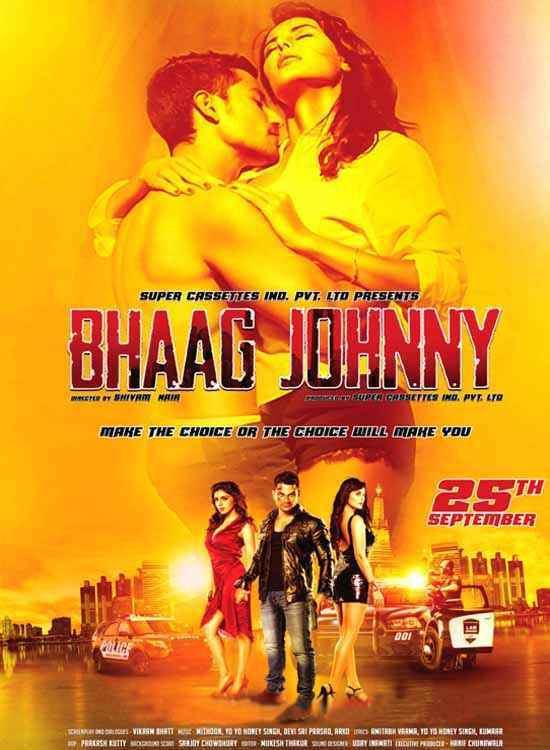 Bhaag Johnny Image Poster