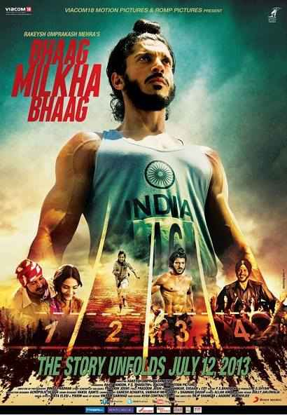 Bhaag Milkha Bhaag First Look Poster