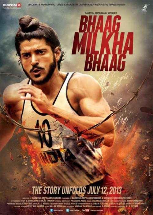 Bhaag Milkha Bhaag  Poster