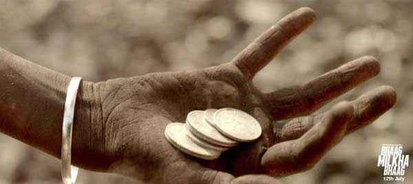 Bhaag Milkha Bhaag Coin Scene Stills