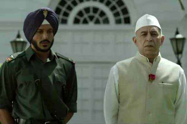 Bhaag Milkha Bhaag Farhan Akhtar Dalip Tahil Stills