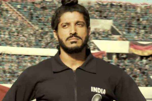 Bhaag Milkha Bhaag Farhan Akhtar Photo Stills