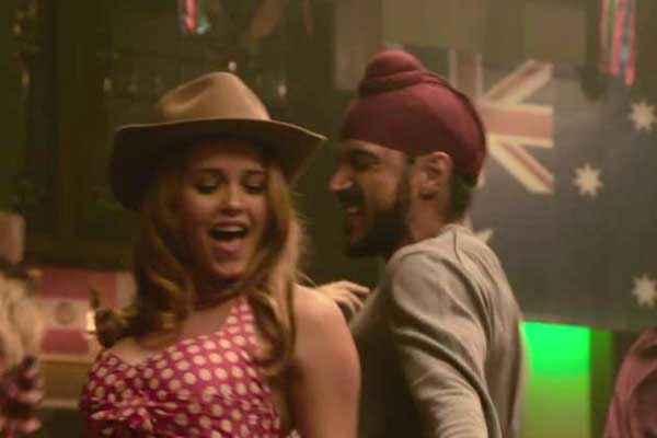 Bhaag Milkha Bhaag Farhan Akhtar Rebecca Breeds Hot Dance Stills