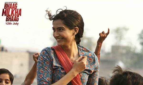Bhaag Milkha Bhaag Sonam Kapoor Hot Pics Stills