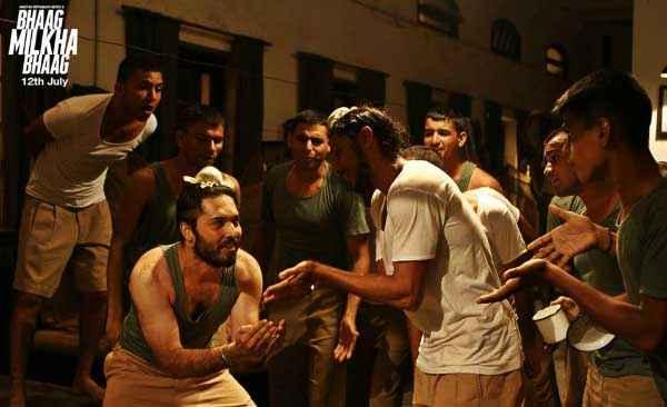 Bhaag Milkha Bhaag Song Dance Stills