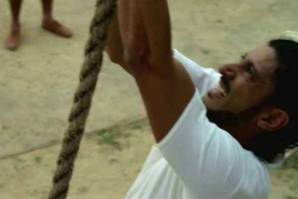 Bhaag Milkha Bhaag Training Scene Stills