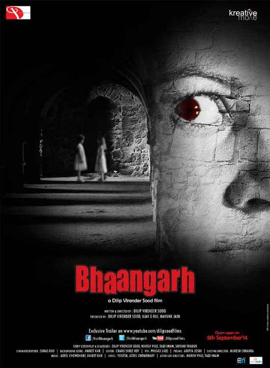 Bhaangarh First Look Poster