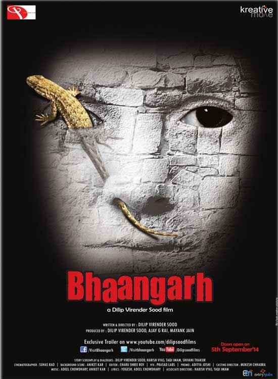 Bhaangarh  Poster