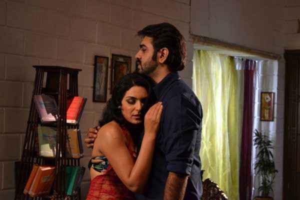 Bhadaas Aryeman Ramsay Meera Hot Scene Stills