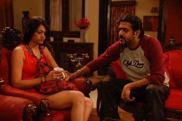 Bhadaas Aryeman Ramsay Shree Rajput Hot Scene Stills