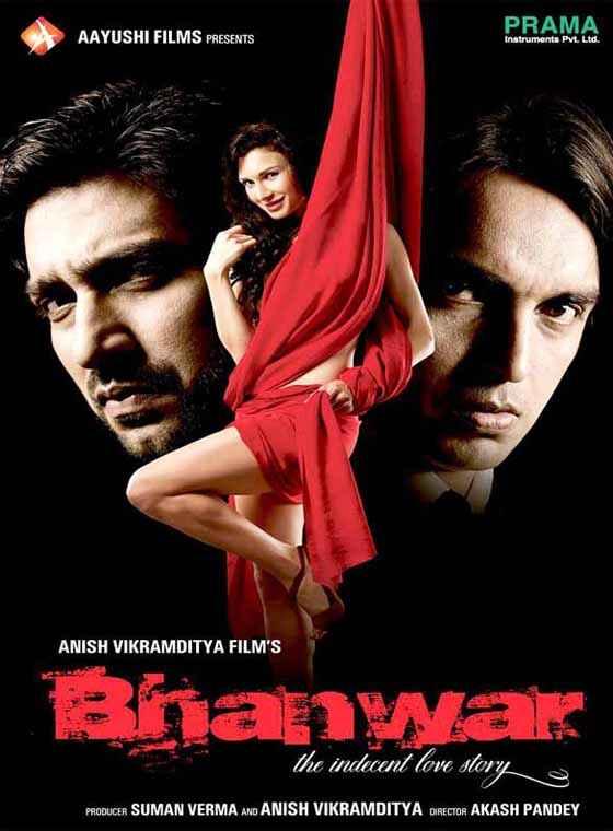 Bhanwar - The Indecent Love Image Poster