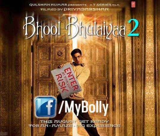 Bhool Bhulaiya 2 Poster