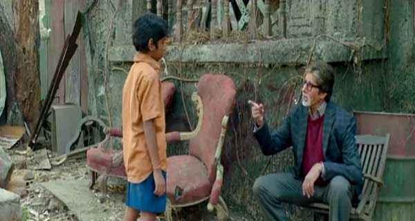 Bhoothnath Returns Amitabh Bachchan Parth Bhalerao Stills