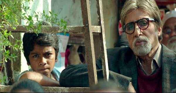 Bhoothnath Returns Parth Bhalerao Amitabh Bachchan Stills