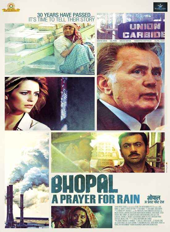 Bhopal A Prayer for Rain First Look Poster