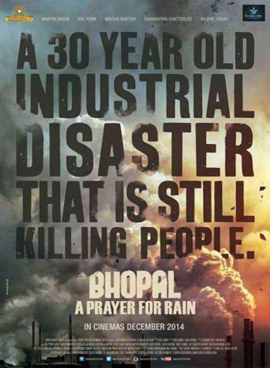 Bhopal A Prayer for Rain Image Poster