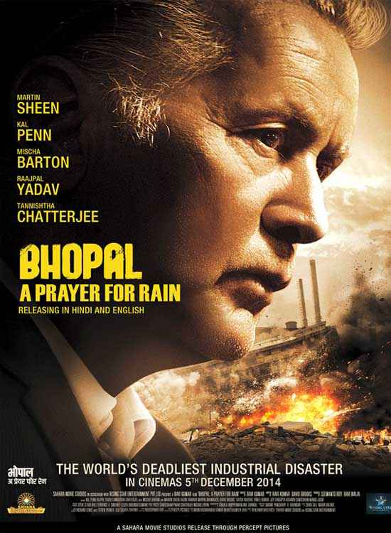 Bhopal A Prayer for Rain Wallpaper Poster