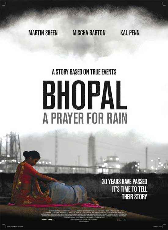 Bhopal A Prayer for Rain Poster