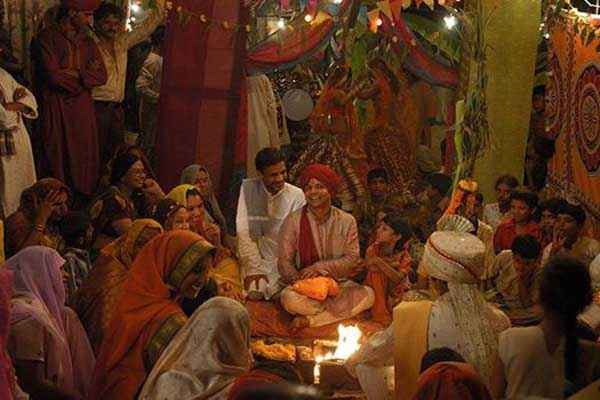 Bhopal A Prayer for Rain Marriage Scene Stills