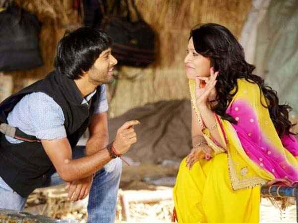 Bittoo Boss Amita Pathak Pulkit Samrat Romance Stills