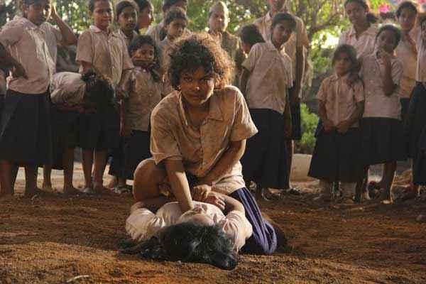 Black Home Chitrashi Rawat Acting Stills