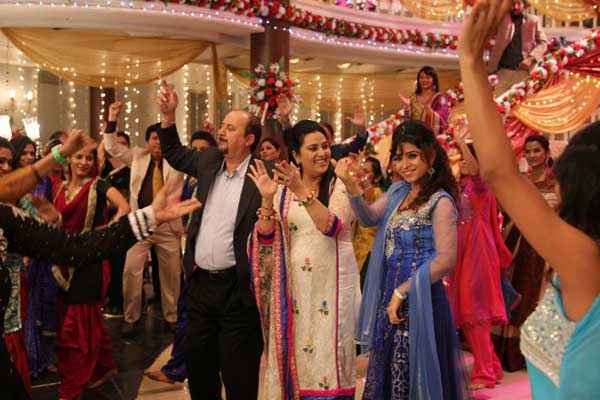 Black Home Raju Kher Neelu Kohli Simran Sehmi Marriage Dance Stills